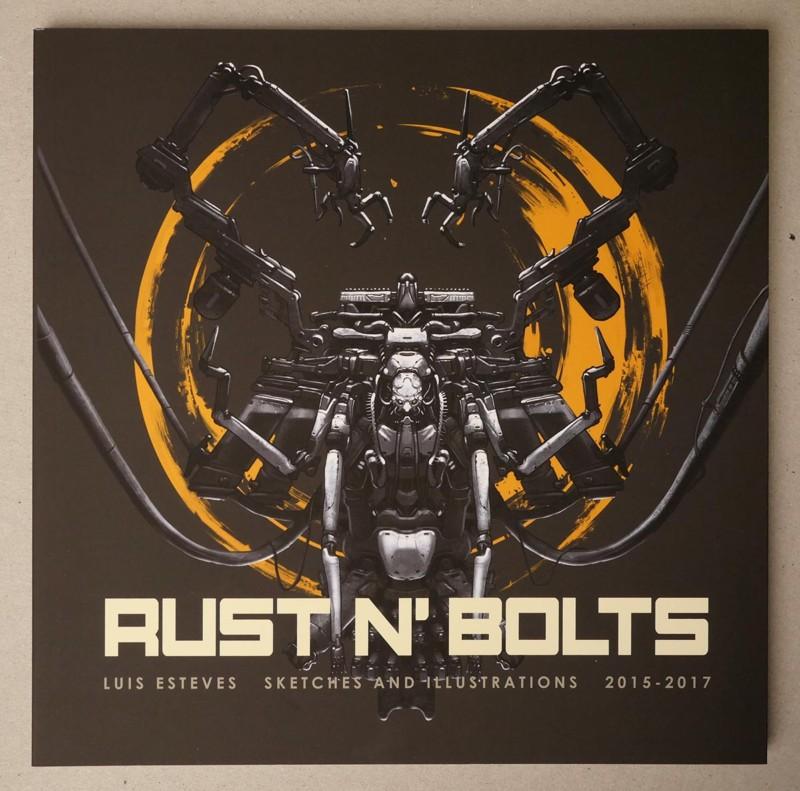 Rust n' Bolts - Luis ESTEVES 02