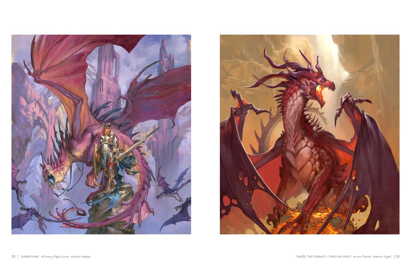 Jesper Ejsin, Elsewhere, Runebound / Dragonshield
