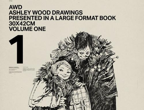 Nouveau projet avec Ashley Wood !